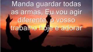 A Guerra de Josafá - Eliã Oliveira - Legendado