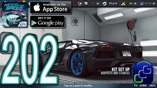 NEED FOR SPEED No Limits Android iOS Walkthrough - Part 202 - Car Series: Hyperspace Chapter 1