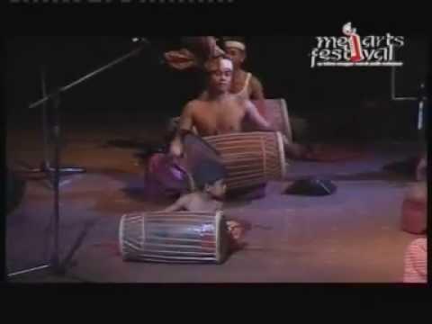 Gendang Makassar (Rinci) oleh Maestro Gendang Dunia