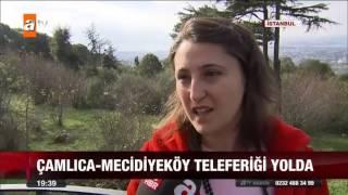 Boğaz'ın üstüne 'teleferik' hattı - atv Ana Haber