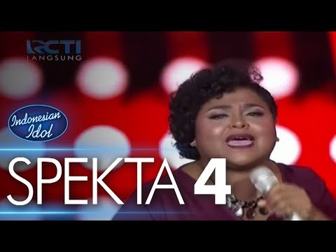 JOAN - LOVE ON TOP (Beyonce) - Spekta Show Top 11 - Indonesian Idol 2018