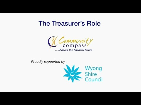 Understanding the Treasurers Role for Not for Profit Boards