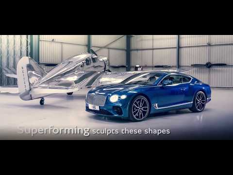 New Continental GT – the Design | New Bentley Continental GT
