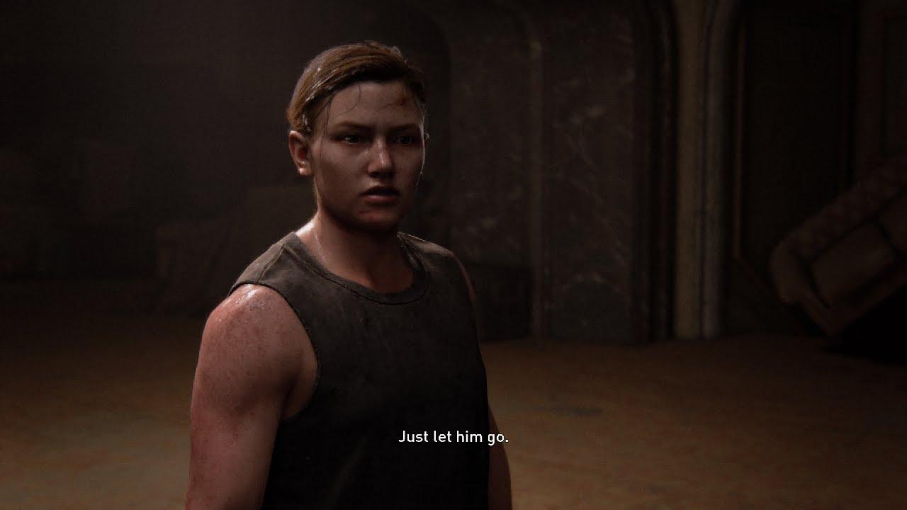 The Last of Us - Joel and Ellie Get Honest - YouTube in