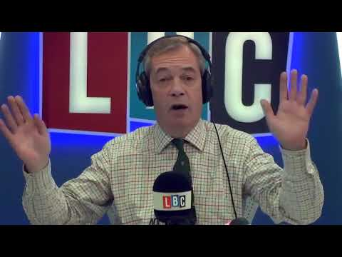 Nigel Farage Discusses British Army Cuts and Fishing Quota Madness