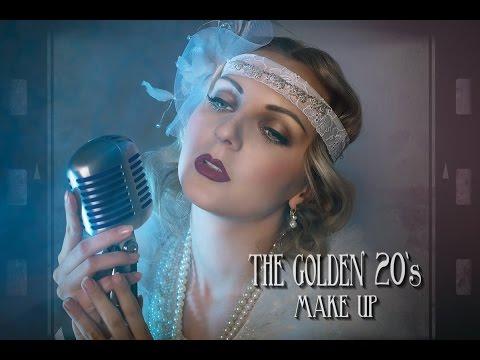 The Golden 20s Makeup Stylizacja Na Lata 20 Te Ciekawostki