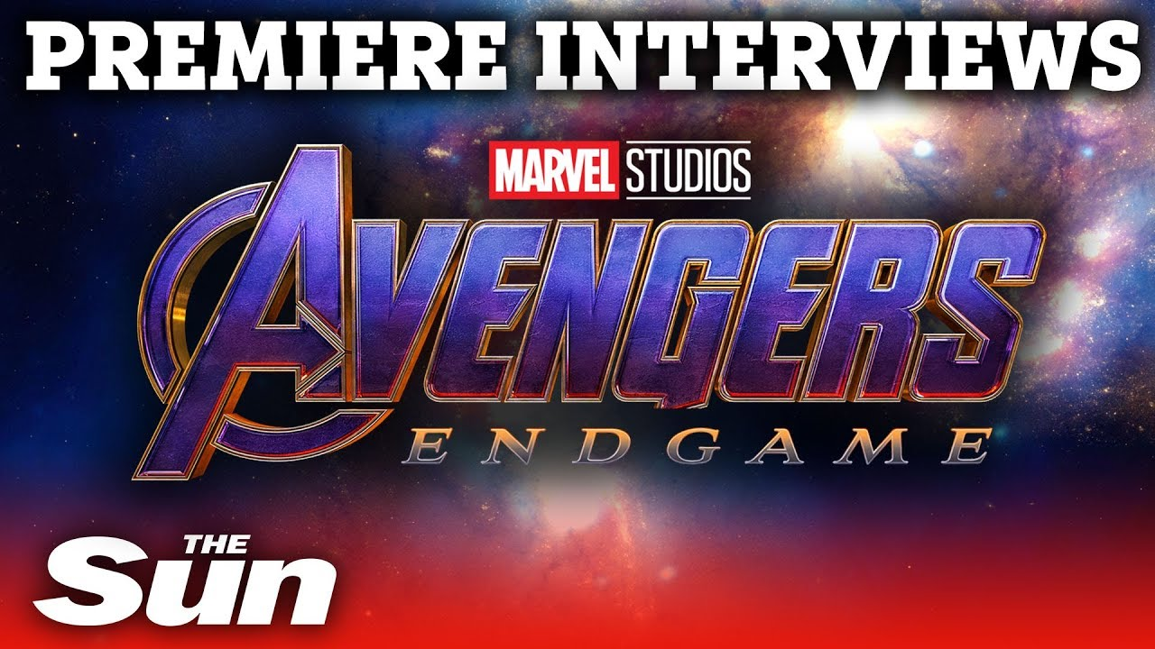 Avengers: Endgame | HINTS from the red carpet
