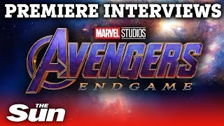 Avengers: Endgame, dit zijn de reacties van de sterren