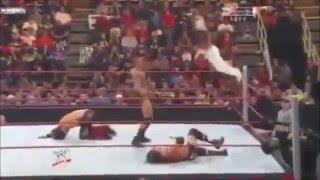 WWE Royal Rumble 2009 highlights