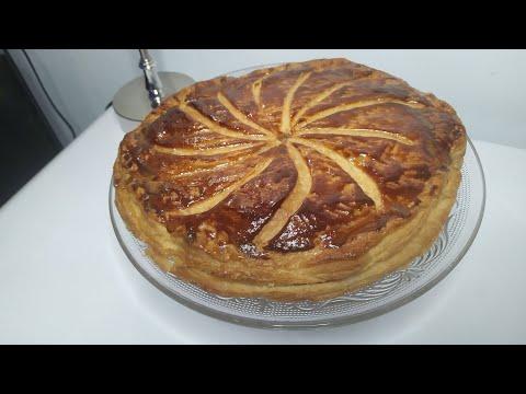 galette-des-rois-crème-frangipane-avec-pâte-feuilletée-inversé-/-king-cake-with-marzipan