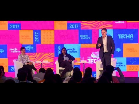 Personalizing Employee Experience | People Matters TechHR 2017
