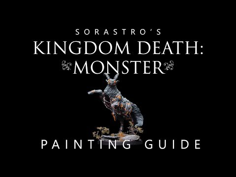 Kingdom Death: Monster Painting Guide Ep.3 - The Screaming Antelope