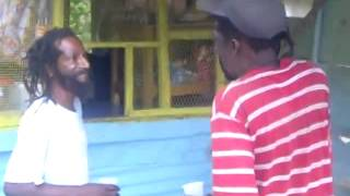 Jamaican Fighting Got From Bad To Worst