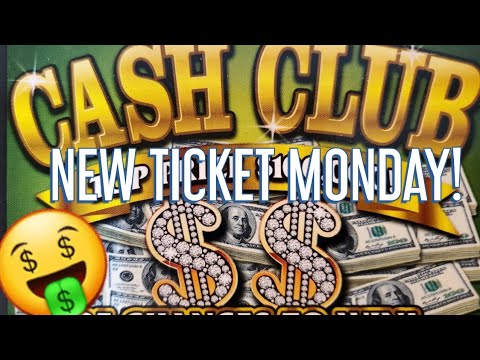 🤑🤑MD LOTTERY NEW TICKET MONDAY! 🍀🍀