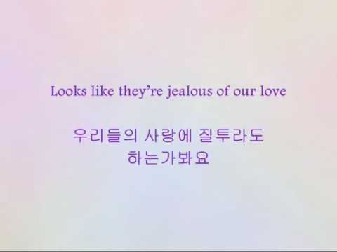 Super Junior - 우리들의 사랑 (Our Love) [Han & Eng]