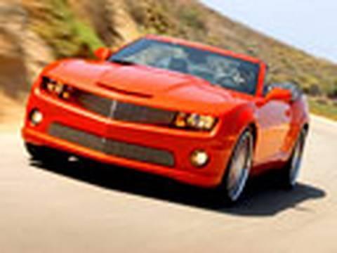 2010 Chevrolet Camaro Convertible By