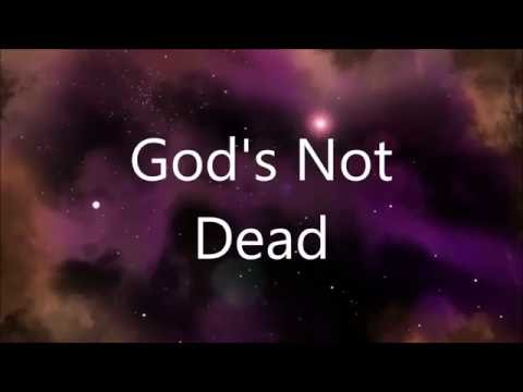 Newsboys-God's Not Dead Instrumental With Lyrics