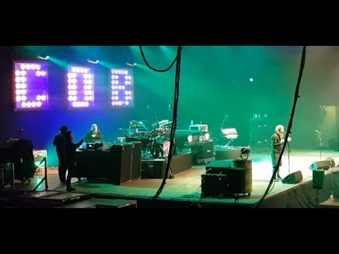 Children Of Bodom play final show/song with current line up in Finland...