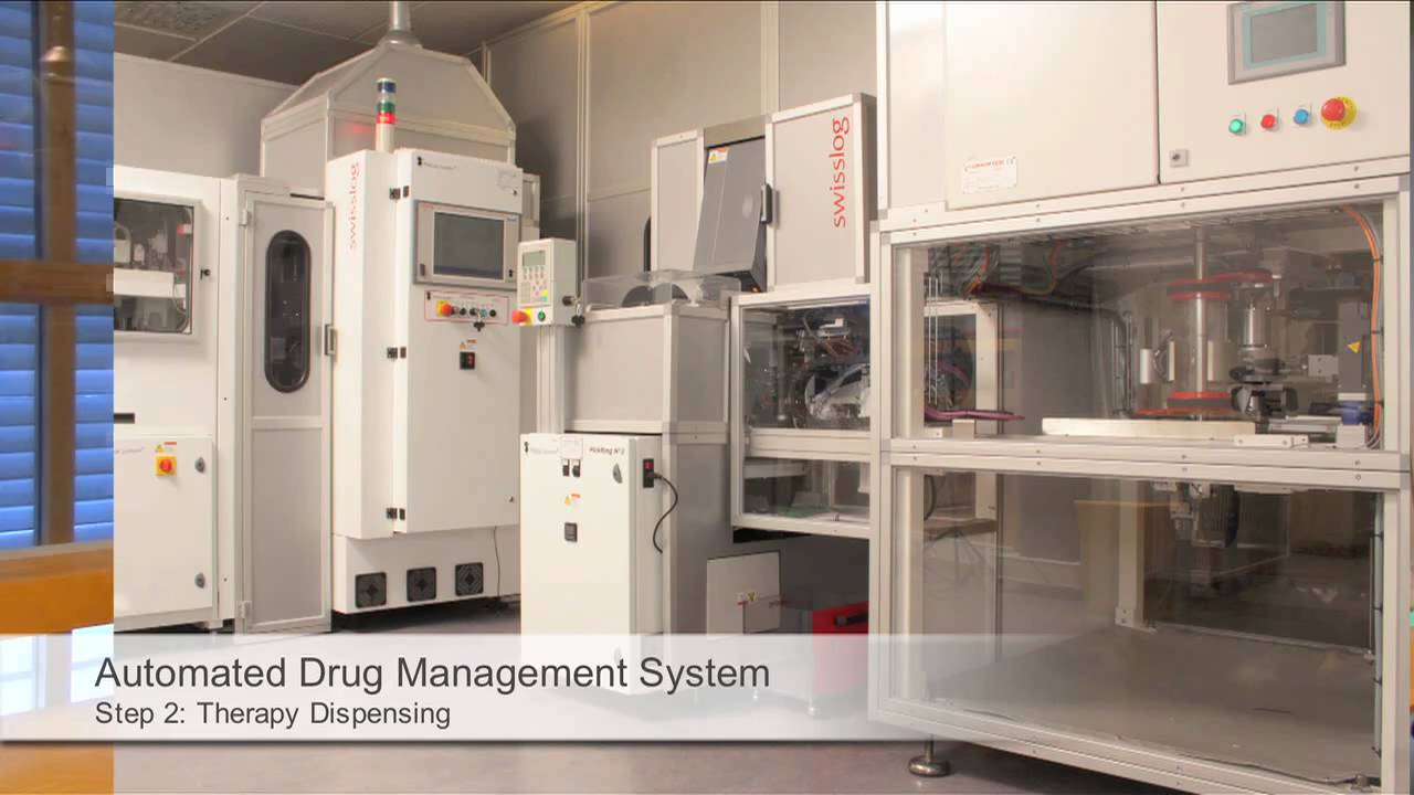 Swisslog automation systems at st olavs hospital youtube