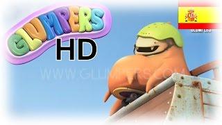 Glumpers - Skate, patinar con monopatín - Dibujos divertidos para niños, caricaturas