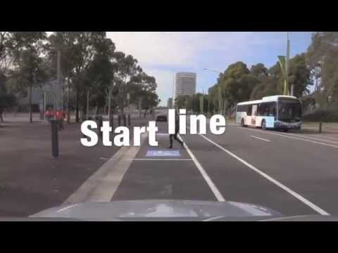 Sydney Half Marathon Course Video
