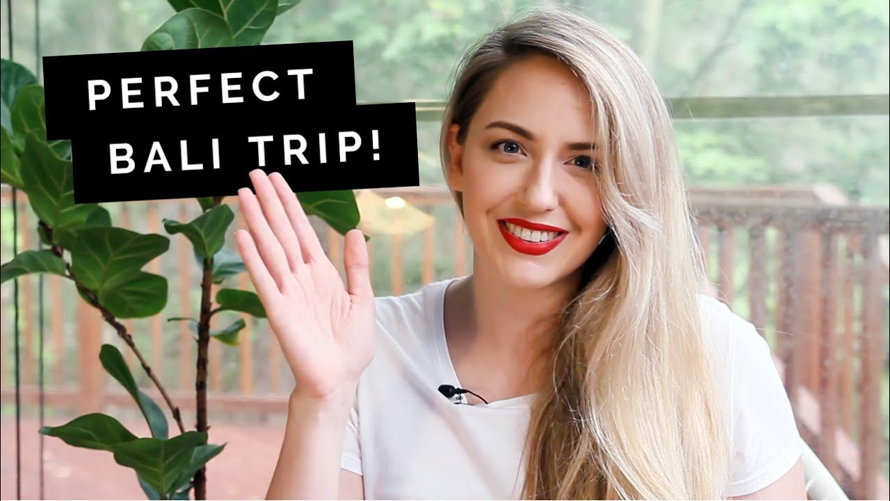 How to plan the PERFECT BALI Trip | Little Grey Box