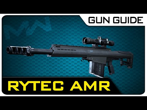 Rytec AMR Stats & Best Attachments! | Modern Warfare Gun Guide #43