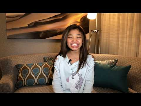 Message from Angelica Hale, First Kid Ambassador of National Kidney Foundation