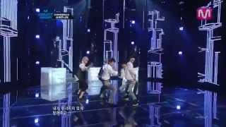 Super Junior(슈퍼주니어) - From U(너로부터) 120705 Mcountdown