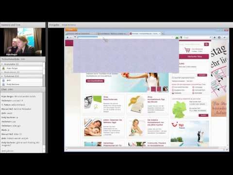 Online Shop mit Magento Webinar