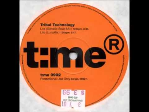 various   t me 0992   tribal tecnology   life  genetic soup mix  1992
