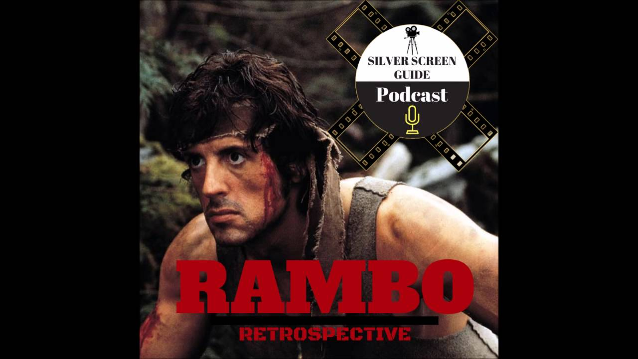 Rambo: First Blood Part II - Podcast Movie Review - SPOILERS