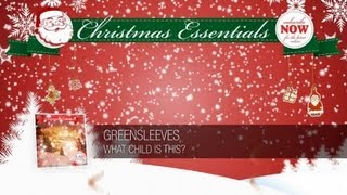 Greensleeves - What Child Is This? // Christmas Essentials