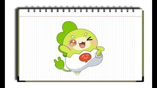 how to draw cocotama Glitter Butterfly Toaster  coloring and drawing Learn Colors for kids