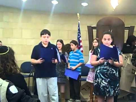 Solomon Schechter Day School of St. Louis 5th Grade Tikkun C