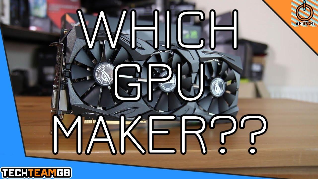 Asus vs MSI vs Gigabyte vs EVGA vs ZOTAC | Tech FAQs
