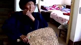 116-летняя китаянка поделилась секретом долголетия (новости)