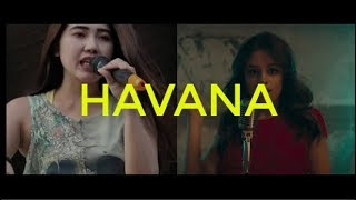 Havana, cover Via Vallen