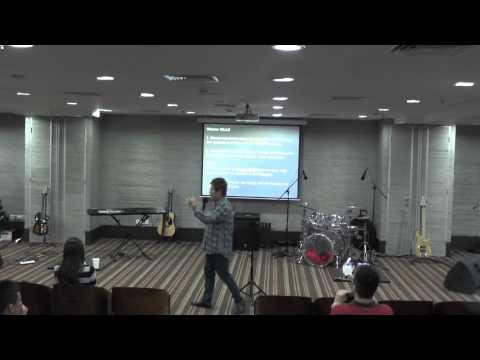 GBC Jakarta - Sunday Service by Yudi Gumanti - God will Help Even You Make Mistakes (2013/12/29)