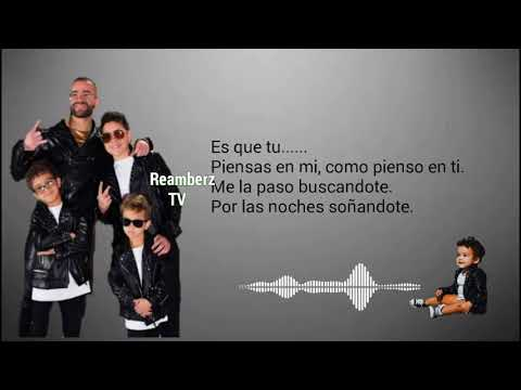 Piensas en mi   Nacho  Video   Lyrics   Los   Mendoza