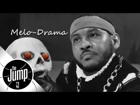 Brian Windhorst: Carmelo Anthony is the player Rockets want, not what they need | The Jump | ESPN