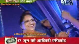 chand chupa badal mein ending party.mp4