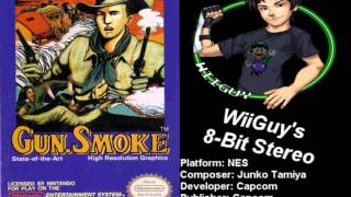 Gun.Smoke (NES) Soundtrack - 8BitStereo