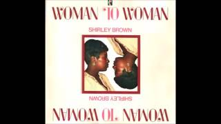 Gambar cover Shirley Brown - I Need You Tonight