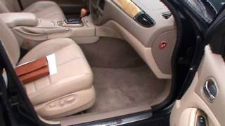 Jaguar  S-Type 4.0L V8 Executive Automatic Full Review,Start Up, Engine, and In Depth Tour