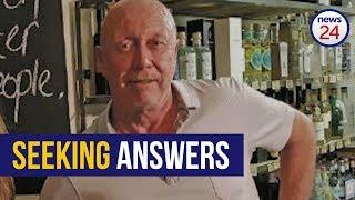 WATCH: Author Mark Minnie's death - What we know so far