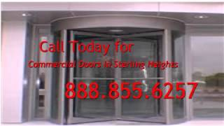 Commercial Door Contractor in Sterling Heights | Great Lakes Security Hardware