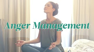 Anger Management - How To Control Your Anger | Meditation