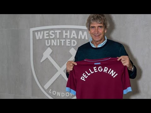 """I'm Overjoyed!"" Manuel Pellegrini Officially Announced As West Ham Manager!"