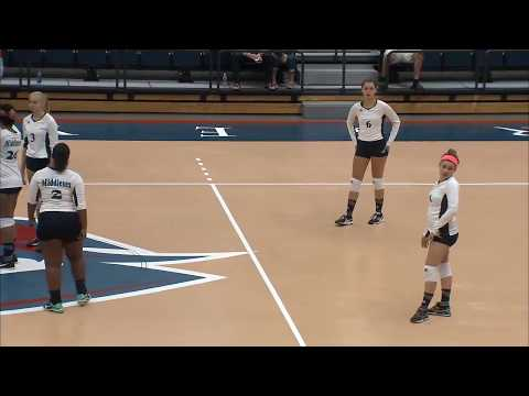 Women's Volleyball vs Middlesex County College 9/12/17